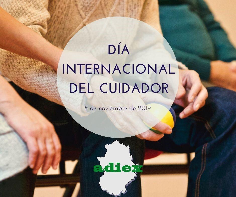 Día internacional del Cuidador - Adiex